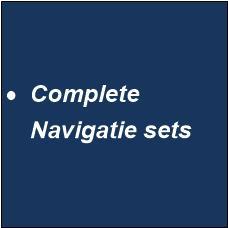 Complete Navigatie sets